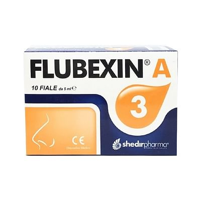 Flubexin a 3 10 fiale