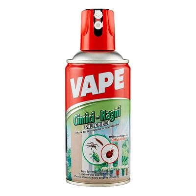 Vape cimici ragni spray 300 ml