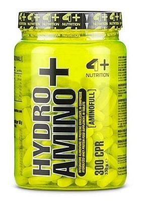4+ nutrition hydro amino+ 300 comresse