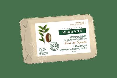 Klorane crema sapone fiore di cupuacu 100 g