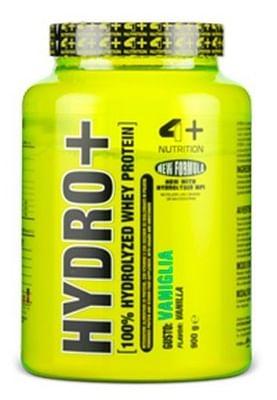 4+ nutrition hydro+ vaniglia 900 g