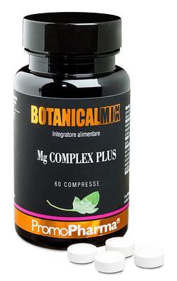 Mg complex plus botanical mix 60 compresse