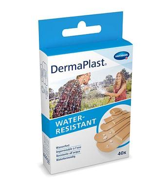 Cerotto strip dermaplast water resistent 5 misure 40 pezzi