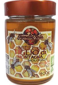 Miele tiglio di montagna 400 g