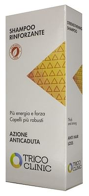 Trico clinic shampoo rinforzante 200 ml