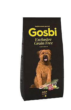 Gosbi exclusive grain free adult maxi 3 kg