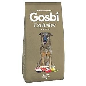 Gosbi exclusive senior medium 3 kg