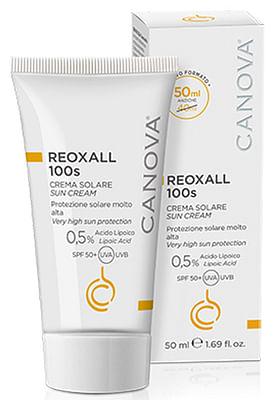 Reoxall 100s fotoprotezione fluido 50 ml
