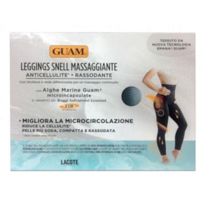 Guam leggings snell massaggiante l-xl 46-50