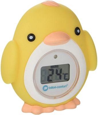 Bebe confort termometro bagno elettronico pulcino