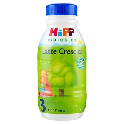 Hipp latte 3 crescita liquido 6x500 ml