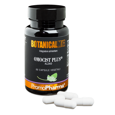 Omocist plus botanical mix 60 capsule