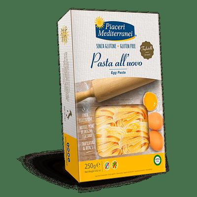 Piaceri mediterranei tagliatelle uovo 250 g