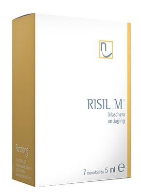Risil m maschera 7 x 5 ml