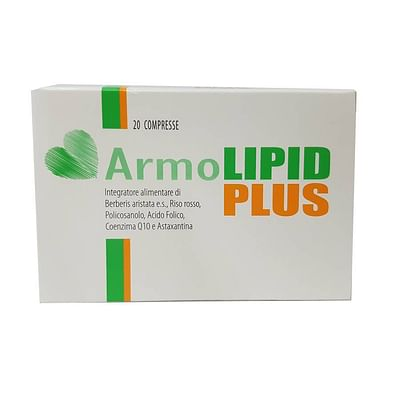 Armolipid plus 20 compresse 974370987