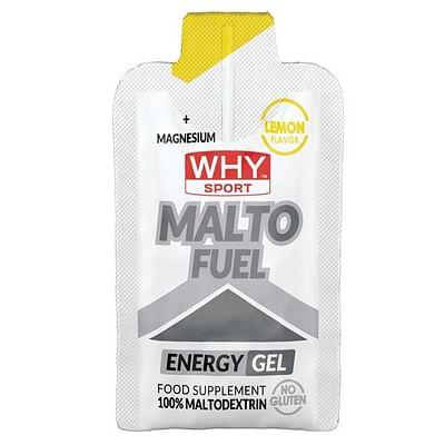 Whysport malto fuel limone 33 g