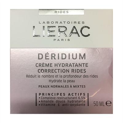 Deridium crema idratante rughe 50 ml