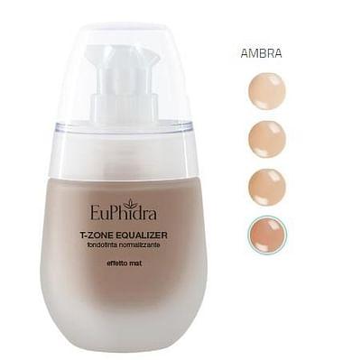 Euphidra t zone fondotinta ambra 30 ml