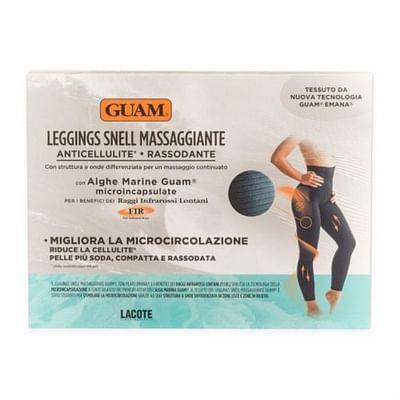 Guam leggings snell massaggiante s-m 42-44